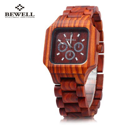 Bewell ZS - 001A Men Quartz Watch