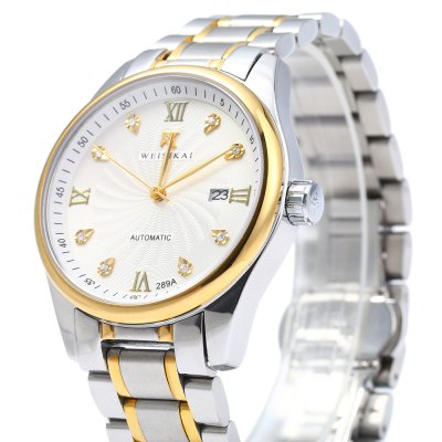 Weisikai 289A Men Date Display Automatic Mechanical Watch