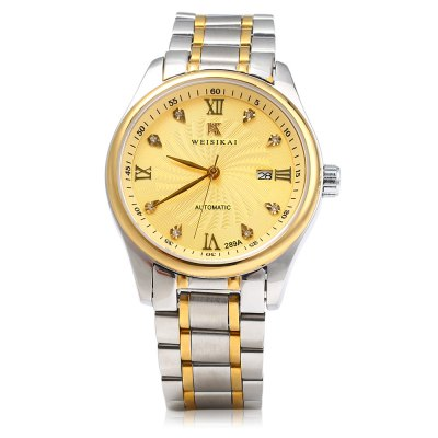 ФОТО Weisikai 289A Men Date Display Automatic Mechanical Watch