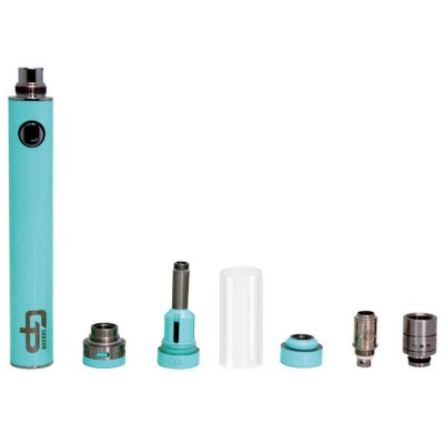 Ecigator GTP 1600mAh E-cigarette Sub-ohm Mod KitStarter Kits<br>Ecigator GTP 1600mAh E-cigarette Sub-ohm Mod Kit<br><br>APV Mod Wattage: 33W<br>Atomizer: Clearomizer<br>Atomizer Capacity: 2.5ml<br>Atomizer Resistance: 0.5ohm<br>Atomizer Type: Clearomizer<br>Battery Capacity: 1600mAh<br>Battery Cover Type: Screwed<br>Charge way: USB<br>Connection Threading of Atomizer: 510<br>Connection Threading of Battery: 510<br>Kits: Starter Kits<br>Material: Stainless Steel, Glass<br>Package Contents: 1 x GTP 1600mAh Battery, 1 x Pyrex Glass Tank, 2 x 0.5ohm Extra GTP Subohm Coil, 1 x Extra Pyrex Glass Tube, 1 x Micro USB Charge, 1 x English User Manual, 1 x Clean Cloth<br>Package size (L x W x H): 9.100 x 14.000 x 6.300 cm / 3.583 x 5.512 x 2.480 inches<br>Package weight: 0.210 kg<br>Product size (L x W x H): 1.650 x 1.650 x 17.000 cm / 0.650 x 0.650 x 6.693 inches<br>Product weight: 0.097 kg<br>Style: Rechargeable<br>Type: E-Cigarette Starter Kit