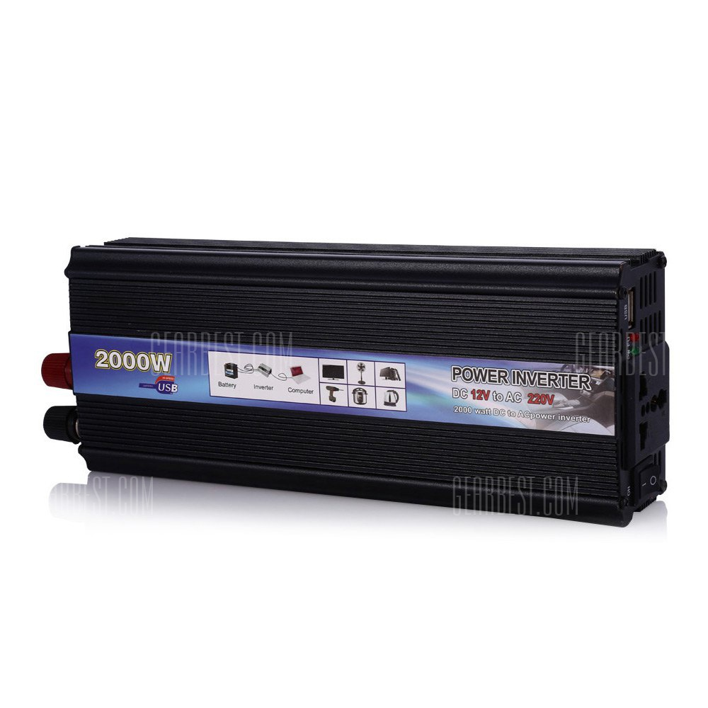 2000W Car Power Inverter