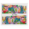 Buy 1 Sheet Water Transfer Sticker Nail Wraps Temporary Tattoos Watermark Tools XF1403