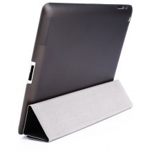 Detachable Smart Cover Hard Back Case for iPad 2 3 4