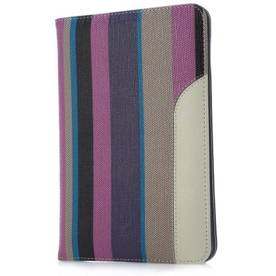 Magnetic PU Leather Smart Cover Hard Back Case for iPad Mini 1 2 3