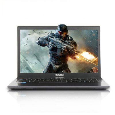Hasee ARES K650D-I5D2 15.6 inch Notebook