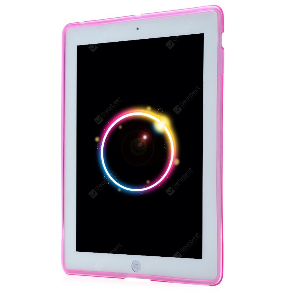 TPU Case Cover for iPad 2 3 4