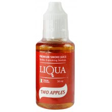 LIQUA Liqua C Series Double Apple Flavor E Cigarette E-Juice