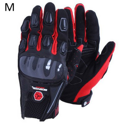 SCOYCO MC09 Men Women Full Finger Motorcycle Gloves