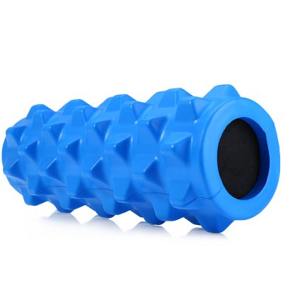 PU Skin EVA Yoga Pilates Fitness Foam Roller Physio Block