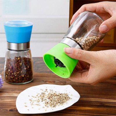 Portable Manual Pepper Burnisher