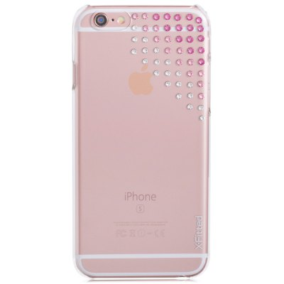 X-Fitted Luxury Protective Case for iPhone 6 / 6S with 55 Swarovski Diamonds
