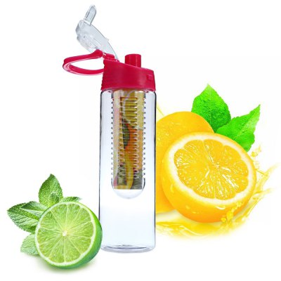 700ML Fruit Infusing Infuser with Flip Lid