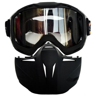 CYCLEGEAR CG02 Motorcycle Outdoor Glasses Goggles Mask