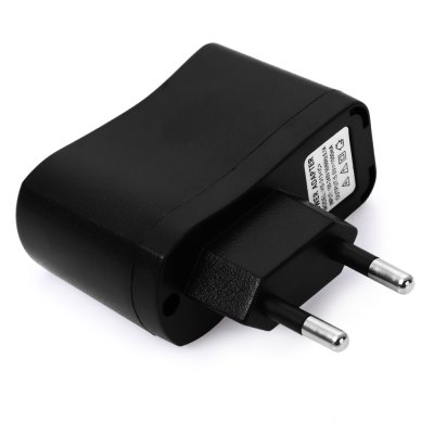 Power Adapter with USB CableLED Accessories<br>Power Adapter with USB Cable<br><br>Plug: EU adapter<br>Rated Voltage: AC 100-240V 50/60Hz<br>Rated Current: 0.8A~1A<br>Material: ABS<br>Available color: Black<br>Product weight: 0.037 kg<br>Package weight: 0.059 kg<br>Product size (L x W x H): 5.300 x 3.400 x 2.200 cm / 2.087 x 1.339 x 0.866 inches<br>Package size (L x W x H): 5.800 x 3.900 x 2.700 cm / 2.283 x 1.535 x 1.063 inches<br>Package Contents: 1 x Practical Power Adapter with USB Cable