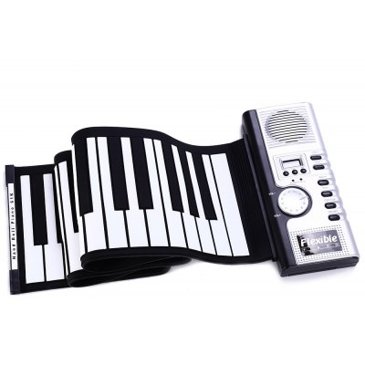 Flexible Roll-up Keyboard Piano