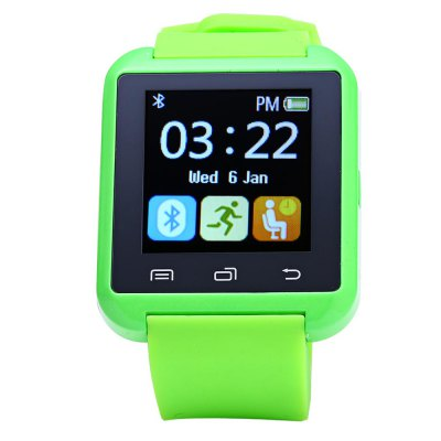 ФОТО U8S Smart Bluetooth 3.0 Watch Outdoor Sports Smartwatch