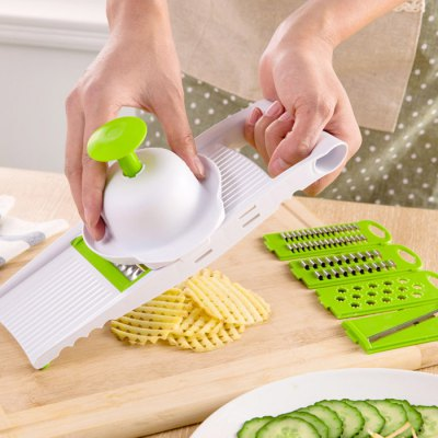 Fruit Vegetable Cutter Kit