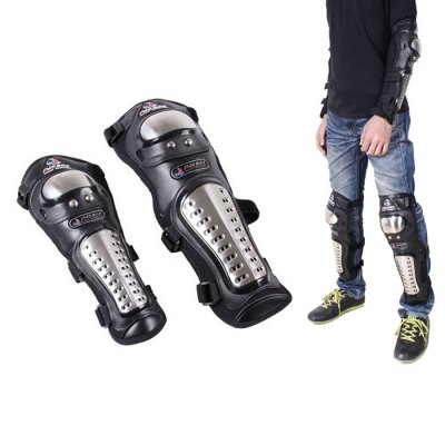 MadBike MB 4PCS Motorcycle Elbow Knee Pads Armor Protective Guard Kit