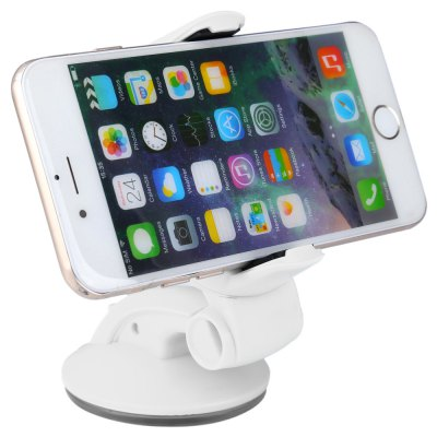 Universal Rotatable Car Holder Phone Stand Bracket Suction Cup
