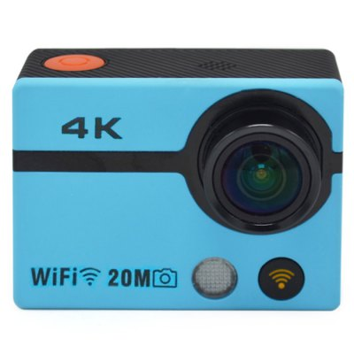 AT300 Plus Ultra HD 4K WiFi Action Camera