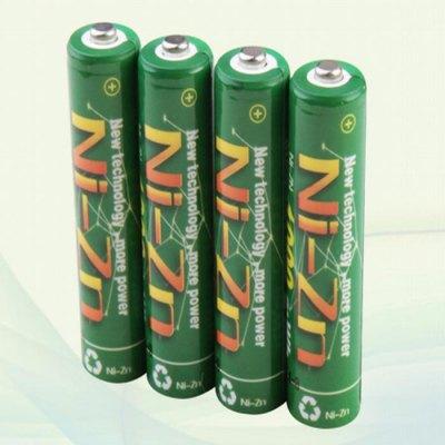4 x BPI AAA 1000mAh 1.6V Rechargeable Ni-Zn BatteryBatteries<br>4 x BPI AAA 1000mAh 1.6V Rechargeable Ni-Zn Battery<br><br>Type: Battery<br>Brand: BPI<br>Battery Type: Ni-Zn<br>Rechargeable: Yes<br>Protected: No<br>Capacity (mAh): 1000mAh<br>Voltage(V): 1.6V<br>Charging Time (h): 2-4h<br>Discharge Time: 1-3h<br>Suitable for: Flashlight,Microphone,Digital Camera,Portable Games,MD,CD Players,Car toys,RC Toys,Cordless Telephone,MP4,MP3,MP5<br>Product weight: 0.010 kg<br>Package weight: 0.055 kg<br>Product size (L x W x H): 4.300 x 1.200 x 1.200 cm / 1.693 x 0.472 x 0.472 inches<br>Package size (L x W x H): 13.000 x 13.000 x 11.000 cm / 5.118 x 5.118 x 4.331 inches<br>Package Contents: 4 x BPI AAA Rechargeable Ni-Zn Battery