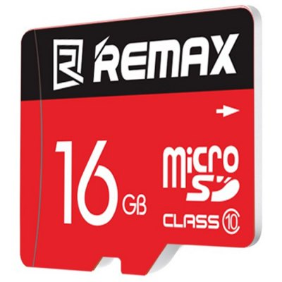 REMAX 16GB Micro SD Memory Card