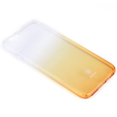 Baseus Ultrathin Clear Gradient Hard Back Cover for iPhone 6 / 6S