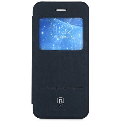 Baseus Simple Series Smart Window Full Cover Stand Case for iPhone 6 / 6S