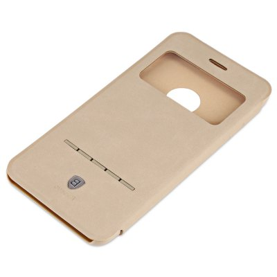 Baseus Simple Series Smart Window Full Cover Stand Case for iPhone 6 Plus / 6S Plus