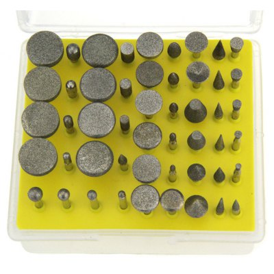50PCS Diamond Grinding Head