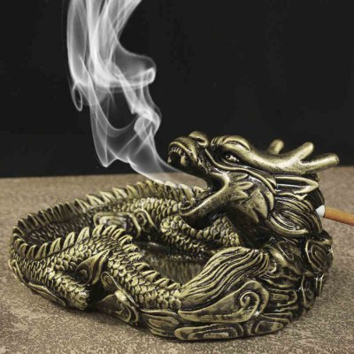 Creative Dragon Style Ashtray