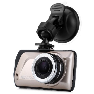 1080P Full HD 5MP 120 Degree Angle Car DVR Recoder CameraCar DVR<br>1080P Full HD 5MP 120 Degree Angle Car DVR Recoder Camera<br><br>Type: Full HD Dashcam<br>Chipset Name: Generalplus<br>Chipset: Generalplus1248<br>Max External Card Supported: TF 32G (not included)<br>Class Rating Requirements: Class 10 or Above<br>Screen size: 2.7inch<br>Screen type: LTPS<br>Battery Type: Built-in<br>Charge way: Car charger<br>Wide Angle: 120 degree wide angle<br>Camera Pixel : 5MP<br>Decode Format: H.264<br>Video format: AVI<br>Video Resolution: 1080P (1920 x 1080),720P (1280 x 720),VGA (640 x 480)<br>Video System: NTSC,PAL<br>Video Output : HDMI<br>Image Format : JPEG<br>Image resolution: 12M (4032 x 3024),3M (2048 x 1536),5M (2592 x 1944),8M (3264 x 2448)<br>Audio System: Built-in microphone/speacker (AAC)<br>Exposure Compensation: +1,+1/3,+2,+4/3,+5/3,-1,-1/3,-2,-2/3,-4/3,-5/3,0,2/3<br>Loop-cycle Recording : Yes<br>Motion Detection: Yes<br>Night vision : Yes<br>G-sensor: Yes<br>HDMI Output: Yes<br>USB Function: PC-Camera,USB-Disk<br>Auto-Power On : Yes<br>Delay Shutdown : Yes<br>Interface Type: HDMI,Mini USB<br>Language: English,French,German,Italian,Japanese,Korean,Russian,Simplified Chinese,Spanish,Traditional Chinese<br>Frequency: 50Hz,60Hz<br>Product weight: 0.087 kg<br>Package weight: 0.387 kg<br>Product size (L x W x H): 8.70 x 4.70 x 3.60 cm / 3.43 x 1.85 x 1.42 inches<br>Package size (L x W x H): 18.80 x 15.70 x 10.00 cm / 7.4 x 6.18 x 3.94 inches<br>Package Contents: 1 x Car DVR, 1 x Car Charger, 1 x USB Cable, 1 x Suction Cup Bracket, 1 x English / Chinese Instruction