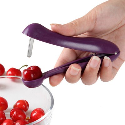Portable Cherry Olivers Pit Core Remover Tool