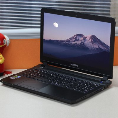 Hasee ARES Z7-i78172S2 15.6 inch Notebook