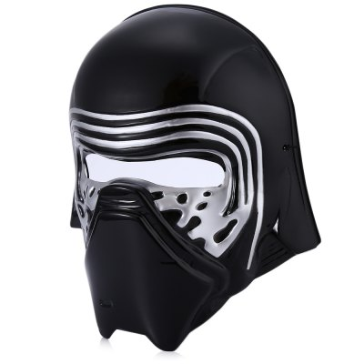 Cosplay Mask Cool Star Wars Style Toy for Costume BallOutdoor Fun &amp; Sports<br>Cosplay Mask Cool Star Wars Style Toy for Costume Ball<br><br>Materials: Plastic<br>Theme: Movie and TV<br>Features: Model<br>Series: Entertainment<br>Package weight: 0.060 kg<br>Package size: 23.000 x 22.000 x 8.500 cm / 9.055 x 8.661 x 3.346 inches<br>Package Contents: 1 x Mask