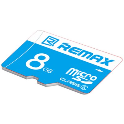 REMAX 8GB Micro SD Memory Card