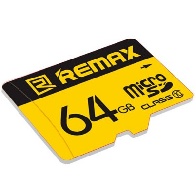 REMAX 64GB Micro SD Memory Card