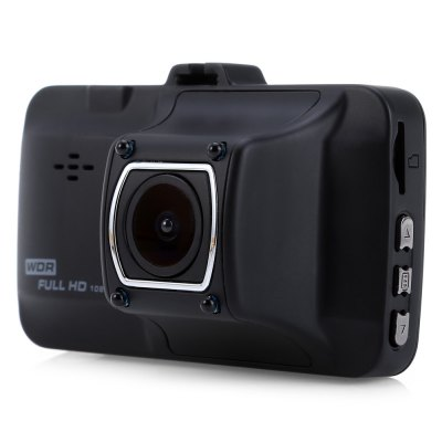 1080P Full HD 12MP 170 Degree Wide Angle Car DVR Recorder CameraCar DVR<br>1080P Full HD 12MP 170 Degree Wide Angle Car DVR Recorder Camera<br><br>Type: Full HD Dashcam<br>Chipset Name: Novatek<br>Chipset: Novatek 96223<br>Max External Card Supported: TF 32G (not included)<br>Class Rating Requirements: Class 10 or Above<br>Screen size: 3.0inch<br>Screen type: LTPS<br>Battery Type: Built-in<br>Charge way: Car charger<br>Wide Angle: 170 degree wide angle<br>Camera Lens : Glass<br>Camera Pixel : 12MP<br>Decode Format: H.264<br>Video format: AVI<br>Video Resolution: 1080P (1920 x 1080),1440 x 1080,320 x 240,720P (1280 x 720),848 x 480,VGA (640 x 480)<br>Video Frame Rate: 30fps<br>Image Format : JPEG<br>Image resolution: 1.3M (1280 x 960),10M (3648 x 2736),12M (4032 x 3024),3M (2048 x 1536),5M (2592 x 1944),8M (3264 x 2448)<br>Audio System: Built-in microphone/speacker (AAC)<br>Exposure Compensation: +1,+1/3,+2,+4/3,+5/3,-1,-1/3,-2,-2/3,-4/3,-5/3,0,2/3<br>Loop-cycle Recording : Yes<br>Loop-cycle Recording Time: 1min,3min,5min,OFF<br>Motion Detection: Yes<br>Night vision : Yes<br>G-sensor: Yes<br>WDR: Yes<br>USB Function: PC-Camera,USB-Disk<br>Auto-Power On : Yes<br>Delay Shutdown : Yes<br>Time Stamp: Yes<br>Interface Type: Mini USB,TF Card Slot<br>Language: English,French,German,Italian,Japanese,Russian,Simplified Chinese,Spanish,Traditional Chinese<br>Frequency: 50Hz,60Hz<br>Product weight: 0.126 kg<br>Package weight: 0.402 kg<br>Product size (L x W x H): 8.60 x 5.30 x 3.50 cm / 3.39 x 2.09 x 1.38 inches<br>Package size (L x W x H): 17.30 x 13.00 x 9.20 cm / 6.81 x 5.12 x 3.62 inches<br>Package Contents: 1 x Car DVR, 1 x Car Charger, 1 x USB Cable, 1 x Suction Cup Bracket, 1 x English / Chinese Instruction