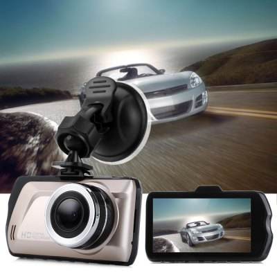 1080P Full HD 5MP 120 Degree Angle Car DVR Recoder CameraCar DVR<br>1080P Full HD 5MP 120 Degree Angle Car DVR Recoder Camera<br><br>Audio System: Built-in microphone/speacker (AAC)<br>Auto-Power On : Yes<br>Battery Type: Built-in<br>Camera Pixel : 5MP<br>Charge way: Car charger<br>Chipset: Generalplus1248<br>Chipset Name: Generalplus<br>Class Rating Requirements: Class 10 or Above<br>Decode Format: H.264<br>Delay Shutdown : Yes<br>Exposure Compensation: +1,+1/3,+2,+4/3,+5/3,-1,-1/3,-2,-2/3,-4/3,-5/3,0,2/3<br>Frequency: 50Hz,60Hz<br>Function: Auto-Power On, Loop-cycle Recording, Night Vision, G-sensor, Delay Shutdown, HDMI output, PC-Camera, Motion Detection<br>G-sensor: Yes<br>HDMI Output: Yes<br>Image Format : JPEG<br>Image resolution: 8M (3264 x 2448), 5M (2592 x 1944), 3M (2048 x 1536), 12M (4032 x 3024)<br>Interface Type: Mini USB, HDMI<br>Language: English,French,German,Italian,Japanese,Korean,Russian,Simplified Chinese,Spanish,Traditional Chinese<br>Loop-cycle Recording : Yes<br>Max External Card Supported: TF 32G (not included)<br>Motion Detection: Yes<br>Night vision : Yes<br>Package Contents: 1 x Car DVR, 1 x Car Charger, 1 x USB Cable, 1 x Suction Cup Bracket, 1 x English / Chinese Instruction<br>Package size (L x W x H): 18.80 x 15.70 x 10.00 cm / 7.4 x 6.18 x 3.94 inches<br>Package weight: 0.3870 kg<br>Product size (L x W x H): 8.70 x 4.70 x 3.60 cm / 3.43 x 1.85 x 1.42 inches<br>Product weight: 0.0870 kg<br>Screen size: 2.7inch<br>Screen type: LTPS<br>Type: Full HD Dashcam<br>USB Function: USB-Disk, PC-Camera<br>Video format: AVI<br>Video Output : HDMI<br>Video Resolution: 1080P (1920 x 1080),720P (1280 x 720),VGA (640 x 480)<br>Video System: NTSC,PAL<br>Wide Angle: 120 degree wide angle
