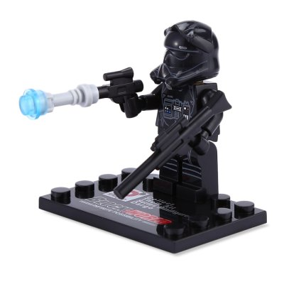 867A - H Assemble Puzzle Toy Star WarsBlock Toys<br>867A - H Assemble Puzzle Toy Star Wars<br><br>Completeness: Semi-finished Product<br>Gender: Unisex<br>Materials: Plastic<br>Package Contents: 16 x Block Set<br>Package size: 33.50 x 17.50 x 16.00 cm / 13.19 x 6.89 x 6.3 inches<br>Package weight: 0.760 kg<br>Stem From: Other<br>Theme: Movie and TV
