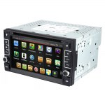 DR6533 Android 4.4.4 Car Stereo Video Player GPS Navigation