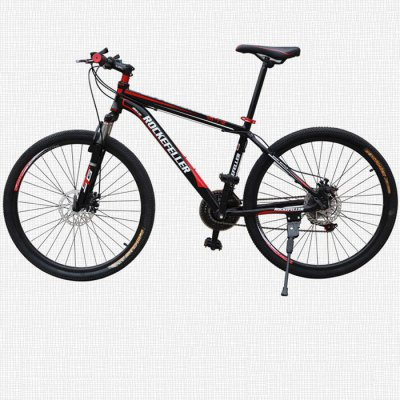 Rockefeller 26 inches 21 Speed Mountain Bike Spring Fork от GearBest.com INT