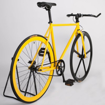 KOLUSSI 700 x 23C Fixie Bike Integral Front Wheel от GearBest.com INT
