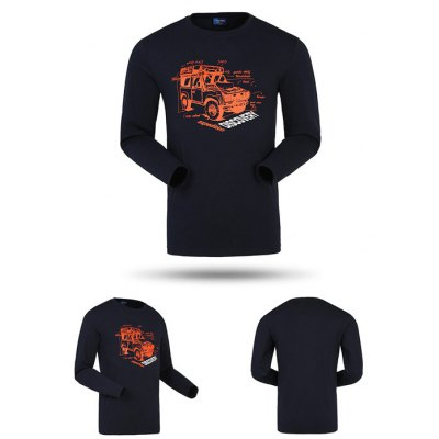 Original Discovery Expedition DAJD91263-C03X Male Cotton Long Sleeves