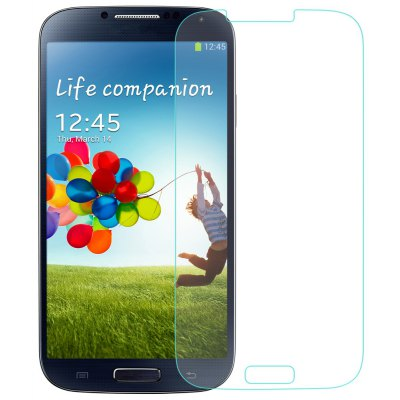 Angibabe 0.18mm Tempered Glass Screen Film for Samsung S4