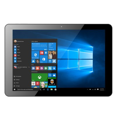 Chuwi Hi12 Tablet PC - WINDOWS 10 + ANDROID 5.1 VERSION DEEP GRAY