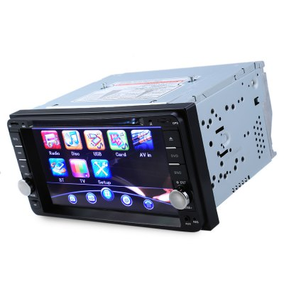 7 inch Car DVD Stereo Video Player for Toyota