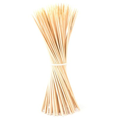 100Pcs Barbecue Bamboo SkewerBBQ<br>100Pcs Barbecue Bamboo Skewer<br><br>Material: Bamboo<br>Product weight: 0.143 kg<br>Package weight: 0.190 kg<br>Product size (L x W x H): 25.000 x 0.300 x 0.300 cm / 9.843 x 0.118 x 0.118 inches<br>Package size (L x W x H): 28.000 x 3.300 x 3.300 cm / 11.024 x 1.299 x 1.299 inches<br>Package Contents: 100 x Bamboo Skewer