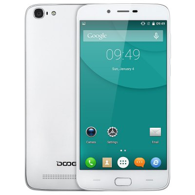 DOOGEE Y200 4G Phablet