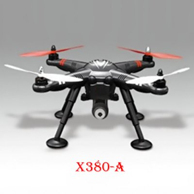 XK DETECT X380 - A RC Quadcopter